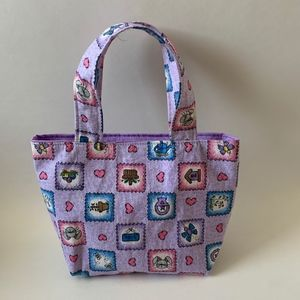 Other - Girls Tote Purse - Easter